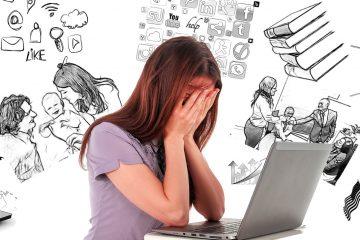 жена затрупана от работата