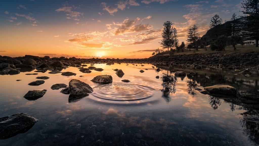 вода и камъни