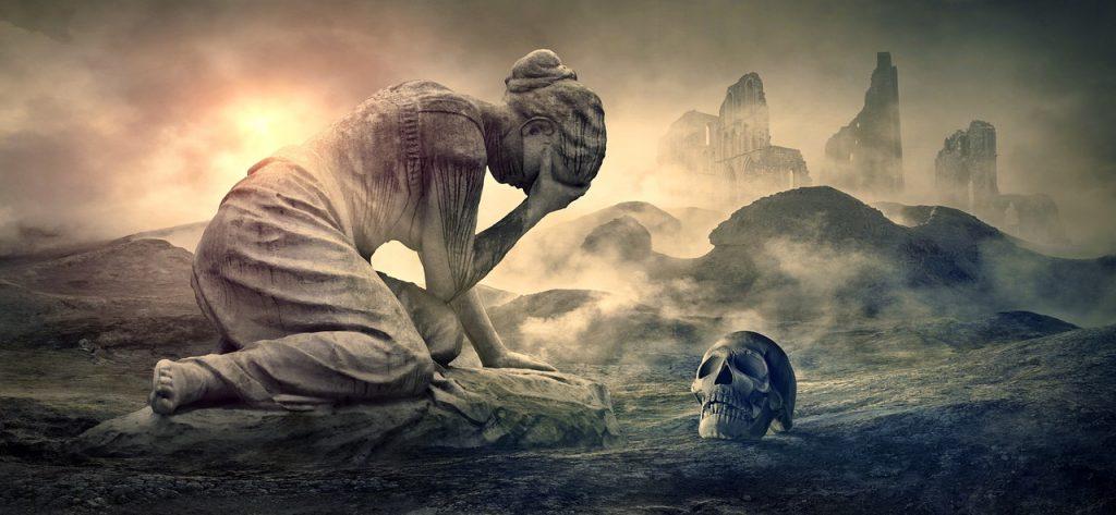 отчаяние и разрушения